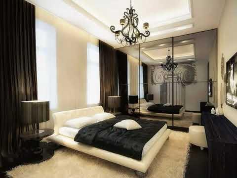 Schwarz weiß schlafzimmer ideen - YouTube