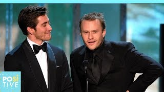 Jake Gyllenhaal and Heath Ledger: a beautiful friendship | Positive