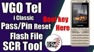 Vgo Tel i Classic Boot Key | vgo tel i classic flash file | vgotel i classic boot key