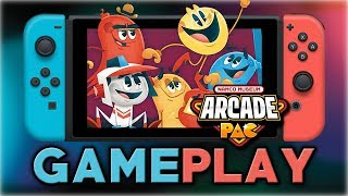 Namco Museum Arcade Pac   First 15 Minutes   Nintendo Switch