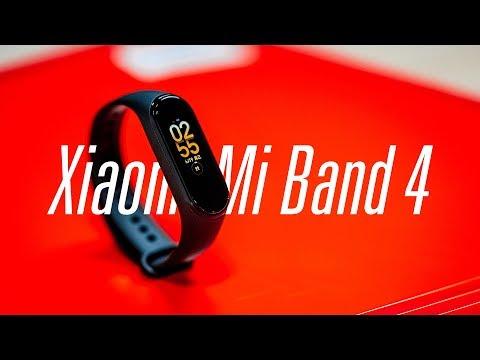 Обзор Xiaomi Mi Band 4 — лучший гаджет Xiaomi