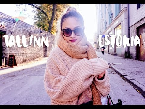 TALLINN (ESTONIA)! +WHAT I WORE (My boring daily life 02)
