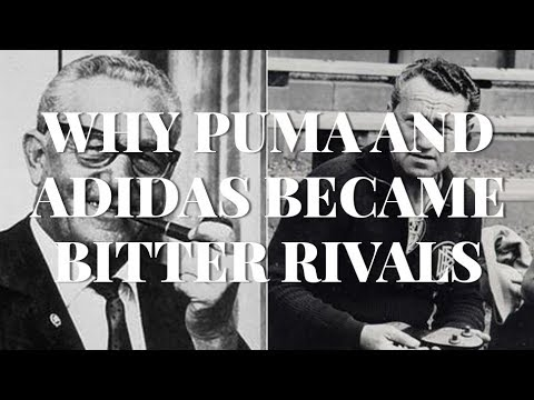 Why Puma And Adidas Became Bitter Rivals | Esquire Philippines