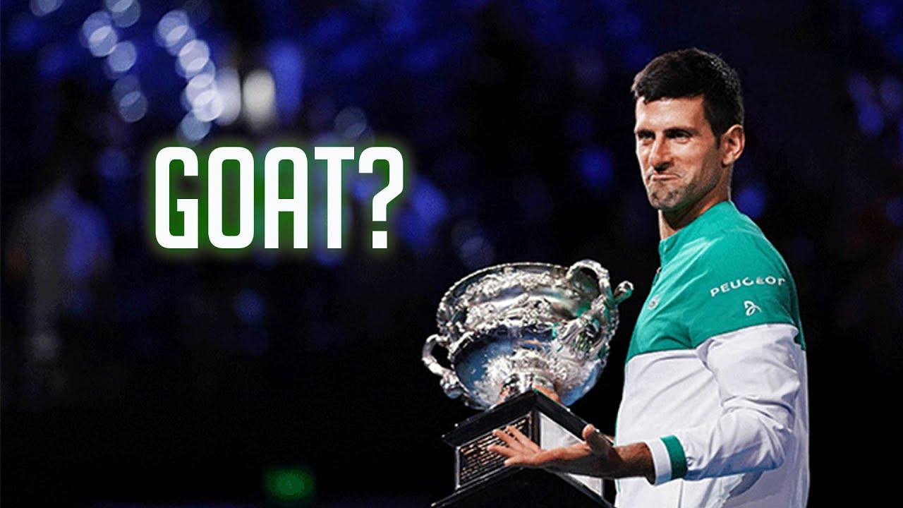 Wimbledon 2021 - Novak Djokovic has the best GOAT case, and it's ...
