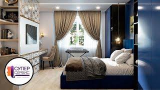 Дизайн проект квартиры / Ремонт квартиры в СПб
