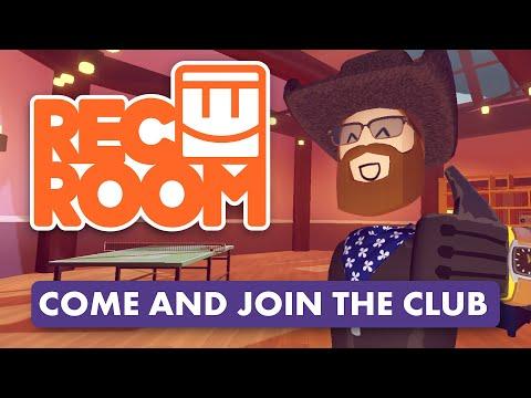 Rec Room Trailer