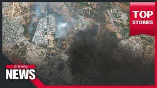 Israel starts ground operations in Gaza against Hamas