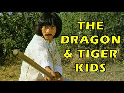 Wu Tang Collection : DRAGON AND TIGER KIDS