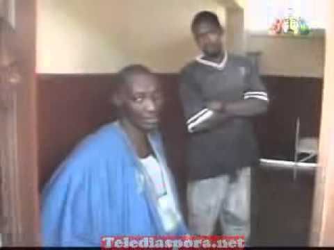 Mamadou Diallo - The Tallest Man of Guinea