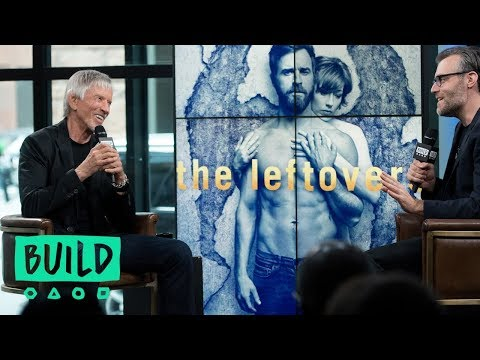 "Scott Glenn Discusses ""The Leftovers"" And ""Marvel's The Defenders"""