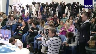 Пресс-конференция фильма ''Матильда''