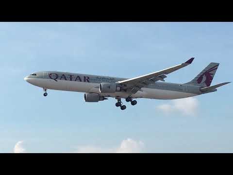 Phnom Penh: Qatar Arrival
