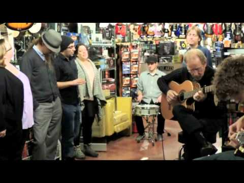 Here's what happens around The Arts Music Store after we close