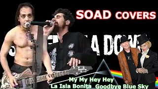 System of a Down Live Cover Compilation Full [HD | 60FPS]