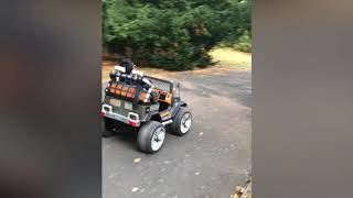 Kids battery powered Car