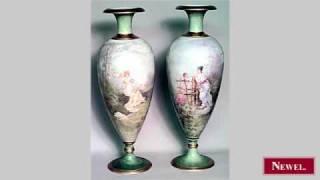 Video Antique Pair of French Victorian green Limoges porcelain download MP3, MP4, WEBM, AVI, FLV April 2018