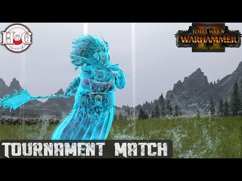 TOURNAMENT HEIR - Total War Warhammer 2 - Online Battle 293