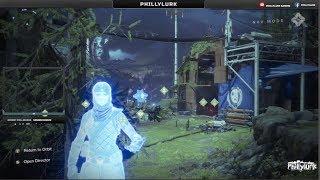 Destiny 2: Glow blue, run faster, jump higher with speed boost buff in farm