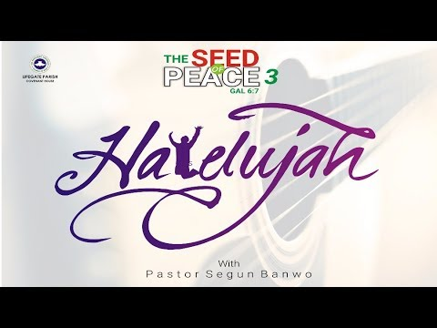 Dew of Heaven Service - The Seed of Peace( Part 3) 27th August 2017