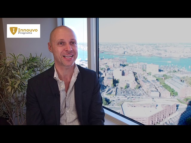 CEO Dianosic - Philippe Bastide- Testimonials Innouvo program