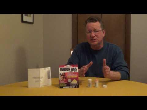 How to use the Pro Lab Radon Test Kit