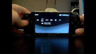 Tutorial - nagrywanie z PSP