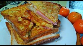 ТОП Горячий Бутерброд COSA NOSTRA , делайте побольше , а то их всегда мало.