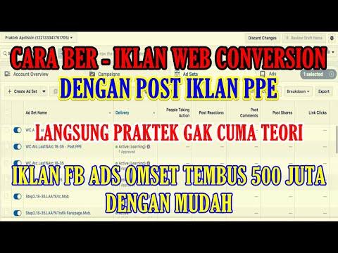 cara-beriklan-web-conversion-dengan-post-iklan-ppe-|-tutorial-facebook-ads-sukses-bisnis-online