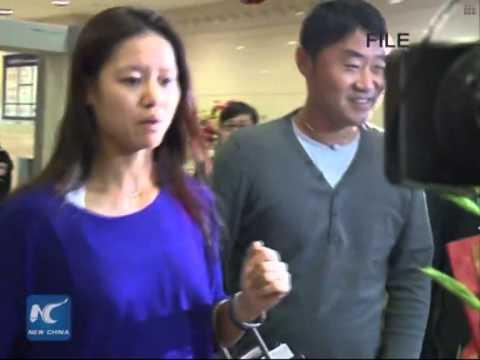 Tennis star Li Na gives birth to baby girl