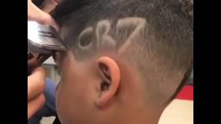 Стрижка «под Роналду» | Haircut