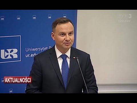 Forum Liderów z udziałem prezydenta Andrzeja Dudy