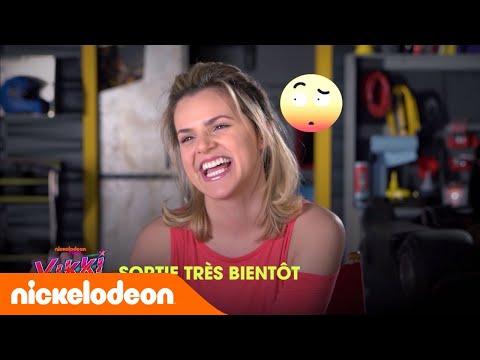 Vikki RPM | Interview avec Isabella Rox | Nickelodeon Teen