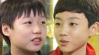 11세 보이프렌드, 생애 첫 인터뷰 '천진난만 폭발' @본격연예 한밤 20회 20170418
