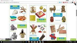Buy Online Hindu Pooja Items, Puja Samagri Supplier In USA / UK / Europe