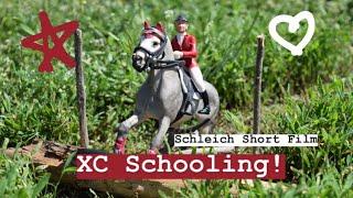 XC Schooling! - Schleich Horse Short Film