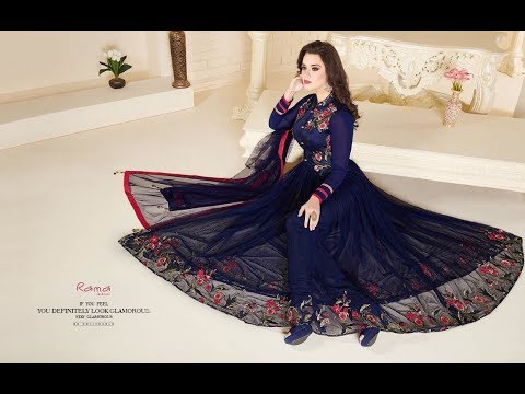 Latest Indian Dresses Collections 2017 || RAMA FASHION || RAMA FASHION NAAZ