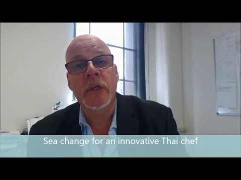 Thai Chef- 32 Seater Restaurant- Hong Kong- AUS$84 gross