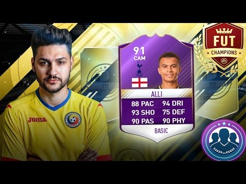 FIFA 17 YPOTY DELE ALLI REVIEW - BEST MIDIFIELDER IN ULTIMATE TEAM? YOUNG PLAYER OF THE YEAR
