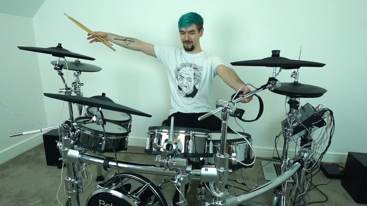 i got a drum kit youtube