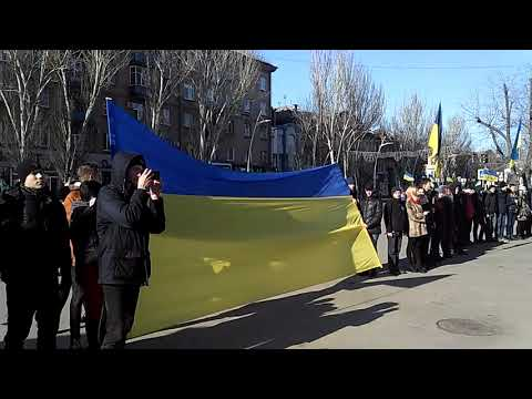 Наш Город Мелитополь: Ланцюг Єднання 2