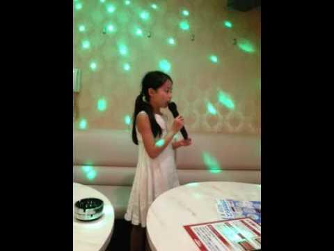 31072016 Bibi at Kyoto karaoke 6