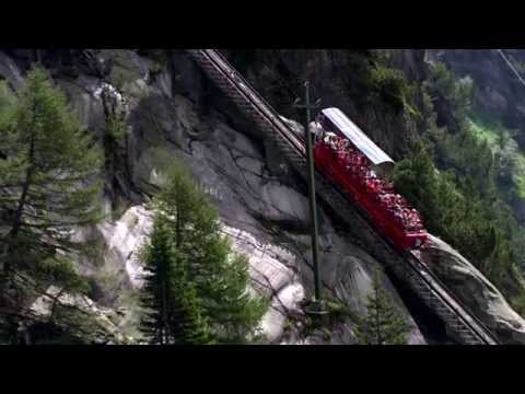 Jaw-dropping aerial views of Switzerland