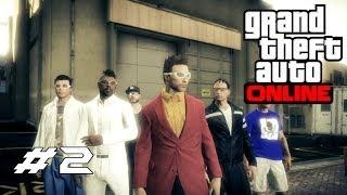GTA 5 Online #2 Affrontements en équipe