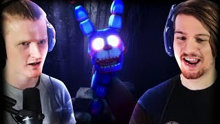 WE GET TO PLAY AS BON BON!? | FNAF Simulator #2
