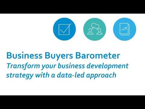 Meridian West's Business Buyers Barometer