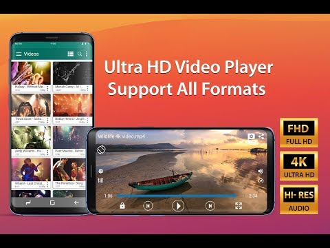 Video Player HD | MP3 MP4 Player | Media Player | Music Player