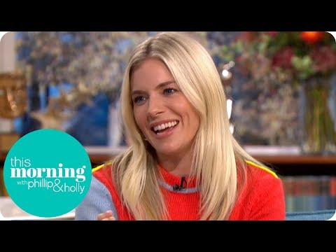 Sienna Miller on Her First Lead Role in American Woman | This Morning