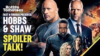 Hobbs & Shaw Discussion (Spoilers) | Is the 'Fast' Spinoff Big, Dumb, and Fun Enough?
