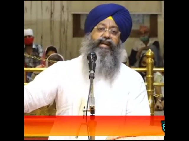 Guru Ghar Vich Tekeya Matha Parvan Hai | Punjabi Touch Tv