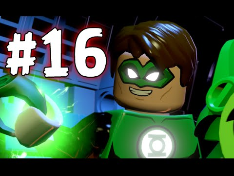 LEGO BATMAN 3 - BEYOND GOTHAM - PART 16 - AQ-WARD SITUATION! (HD)